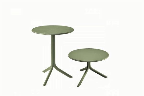Bilde av Nardi Spritz høydejusterbart bord Ø60,5 cm - agavegrønn