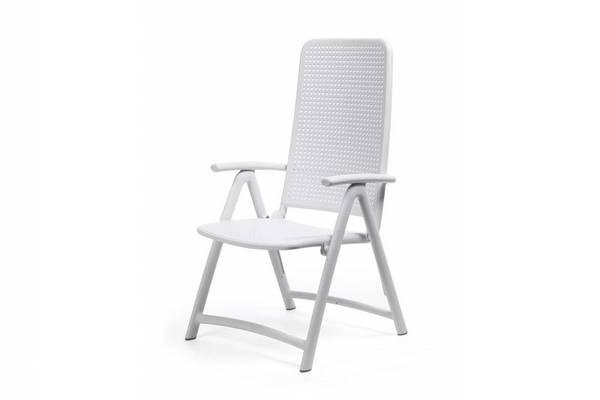 Bilde av Nardi Darsena posisjonsstol - hvit