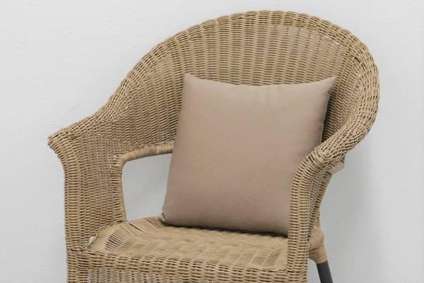 Bilde av Evita pyntepute 40x40 cm - design Muskat
